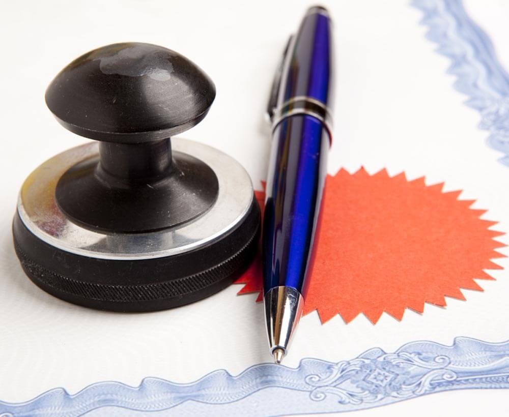Перевод личных документов с нотариальным заверением