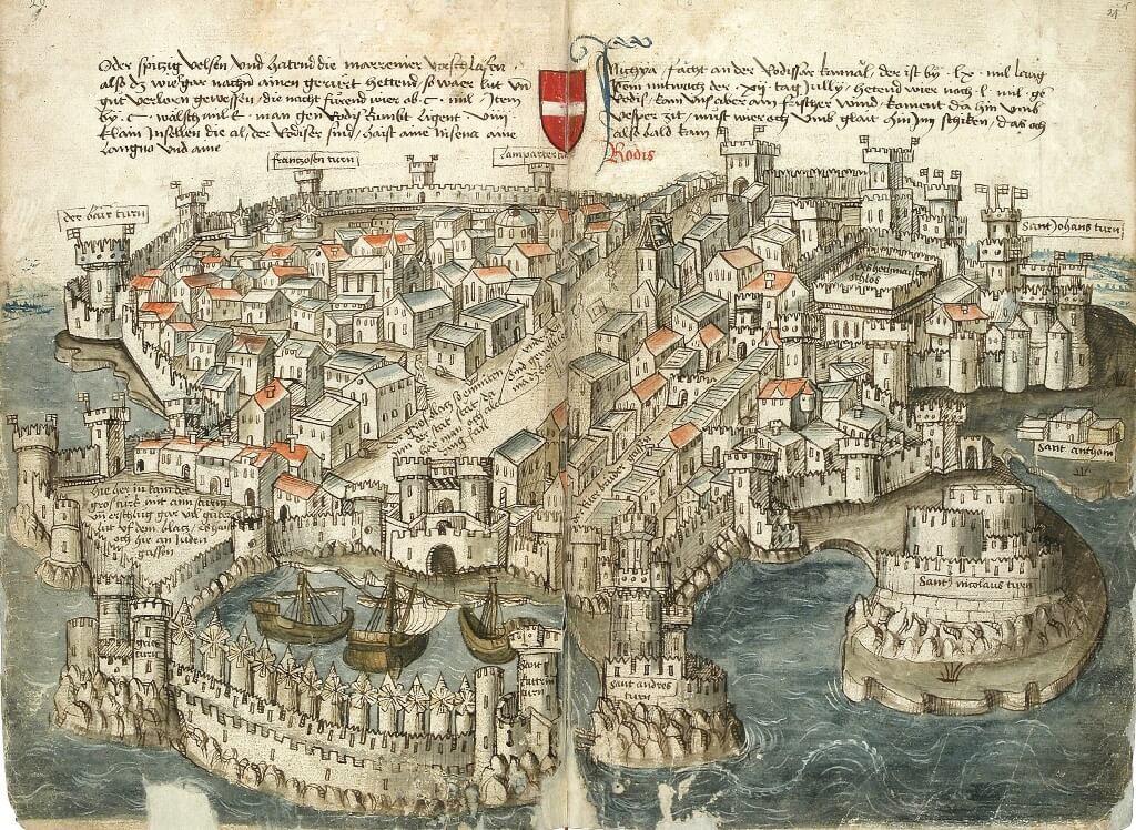 Переводческая деятельность в Средние века