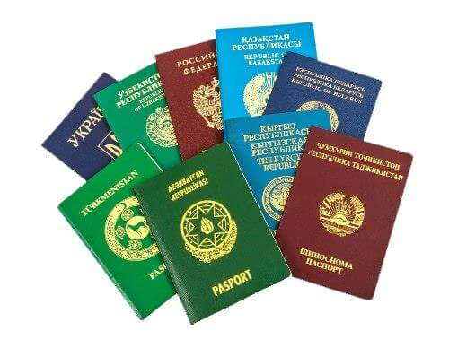 Перевод паспорта с нотариальным заверением в Москве - WordHouse